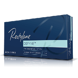 Restylane Defyne with Lidocaine